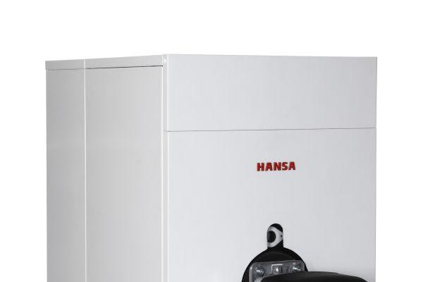 Aufgrund der veränderten Marktlage hat sich Hansa in der Vergangenheit dazu entschlossen, Öl- und Gaskessel in das Portfolio mit aufzunehmen.