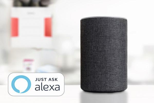 Alexa steuert jetzt Helios KWL-Lüftungsgeräte