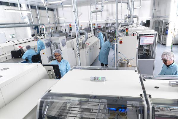 Bosch erhöht Anteil am Brennstoffzellen-Experten Ceres Power