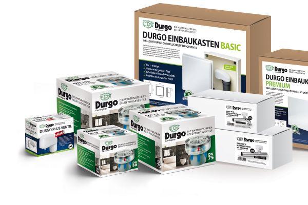 Durgo Belüftungsventile - Ihr Partner im Bereich Abwasserbelüftung