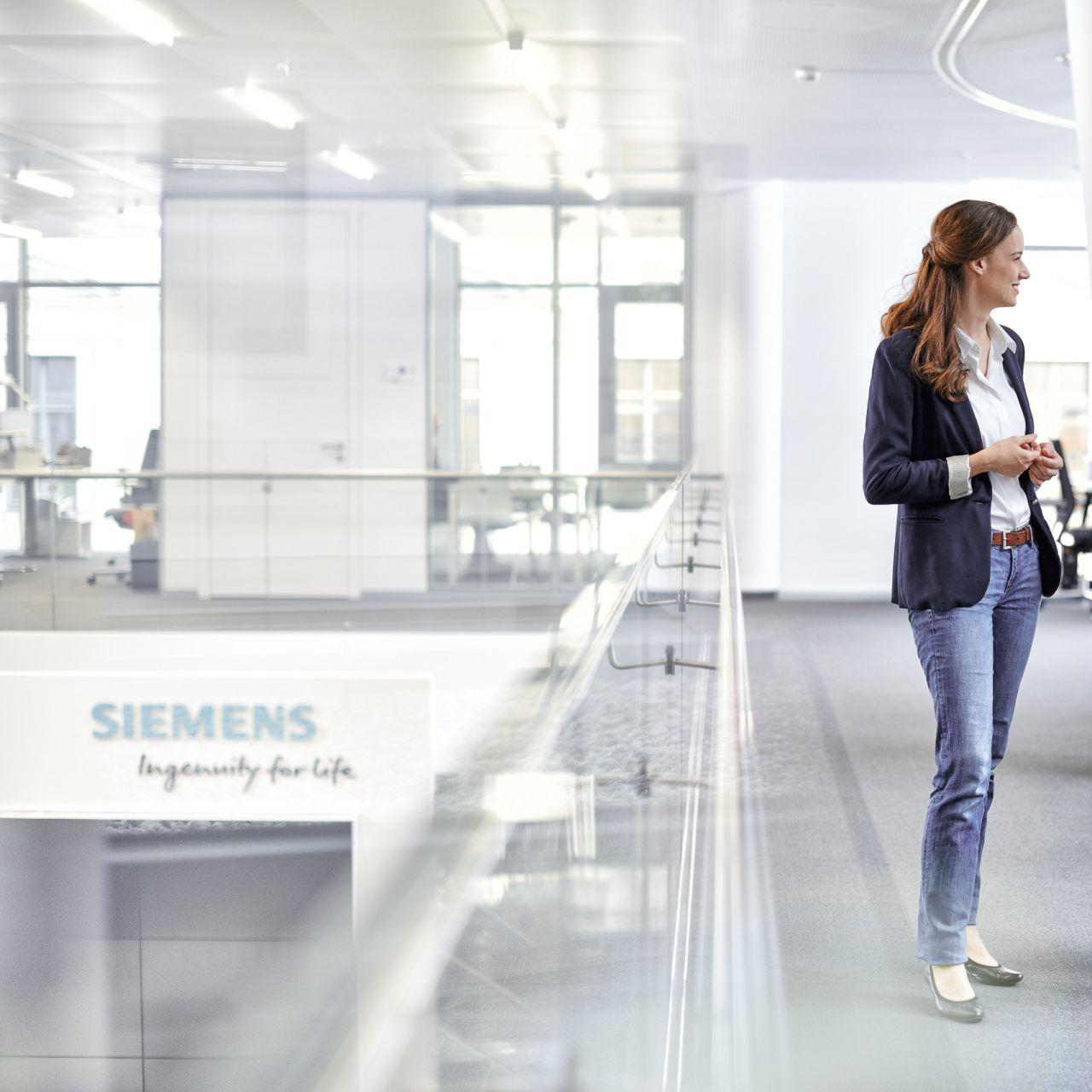 Von passiv zu adaptiv: Siemens transformiert Gebäude