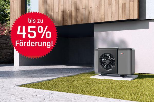 """""""Wolf CHA Monoblock"""" Wärmepumpe – bis zu 45 % Förderung"""