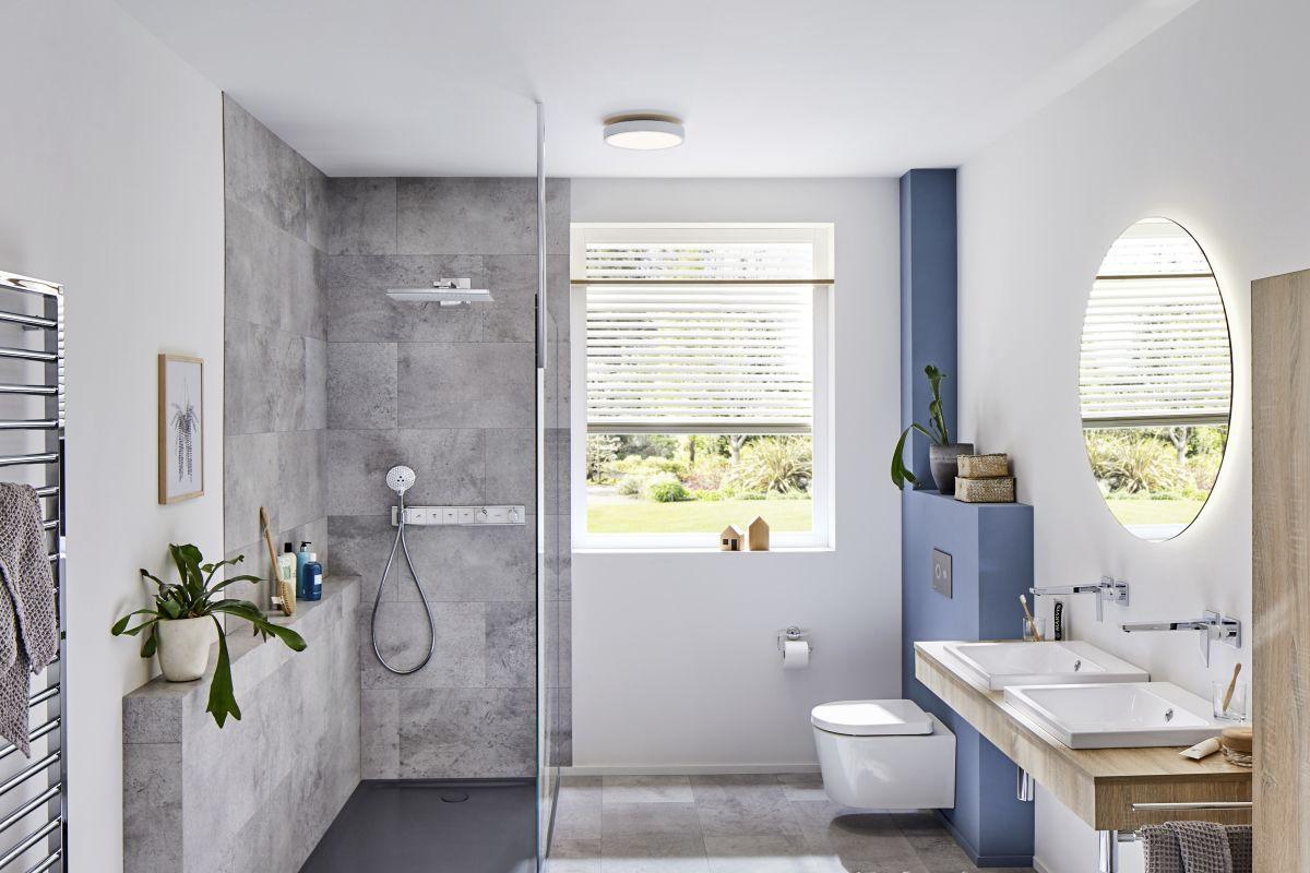 Begehbare Dusche Sanitarjournal