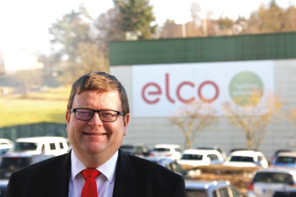 Neuer Geschäftsführer bei Elco Deutschland