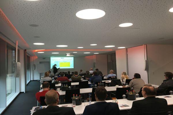 """Seminarreihe """"Sichere Heizungsanlagen"""" zeigte die Zukunft der Heizungstechnik"""