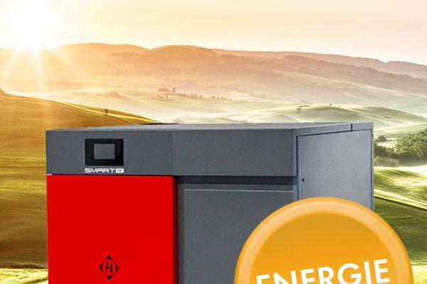 """Hargassner """"Smart-Line"""" mit Energie Genie ausgezeichnet"""