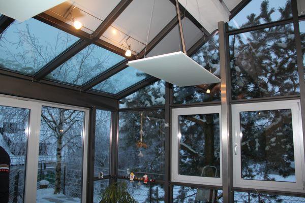Vitramo: Infrarot-Heizung für moderne Niedrigenergiehäuser