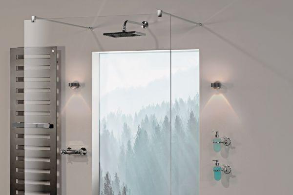Panorama-Dusche von glassdouche.
