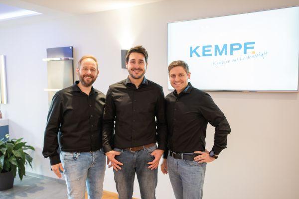 Kempf GmbH & Co. KG – Digitalisierte Prozesse von A-Z