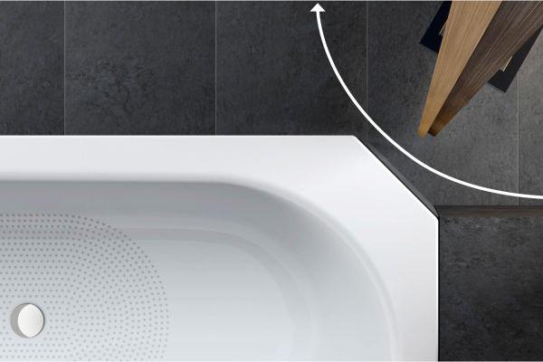 Bette bietet Maßarbeit für Badewannen.