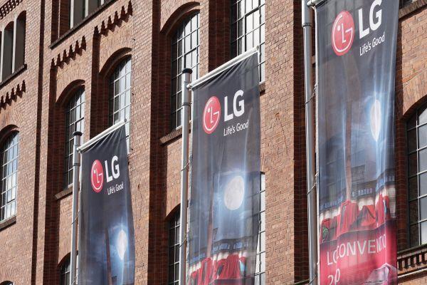 Auf dem Weg zum Kunden – LG Convention 2020