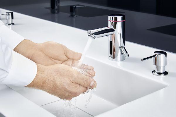 Mehr Hygiene beim Händewaschen