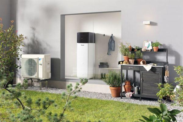 Neuer Daikin Förderservice für Wärmepumpen
