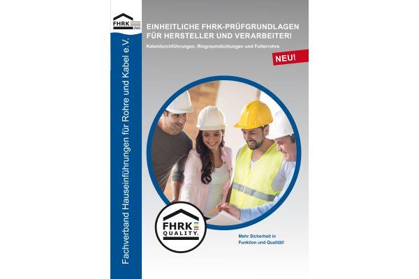 FHRK stellt neue Broschüre vor