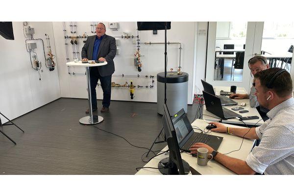 Kemper-Webinare auf Erfolgskurs