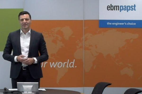 ebm-papst beschleunigt Digitalisierung