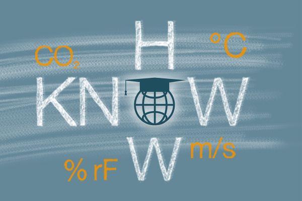 Online-Seminar: Messgrößen in der Klimatechnik