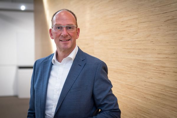 Hansgrohe überträgt Frank Wiehmeier neue Aufgaben