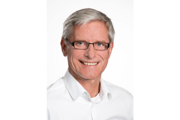 Porträt von Ulrich Heider.