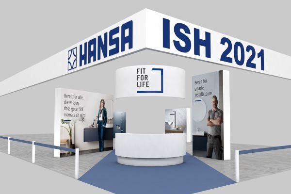 Hansa hält an ISH 2021 fest