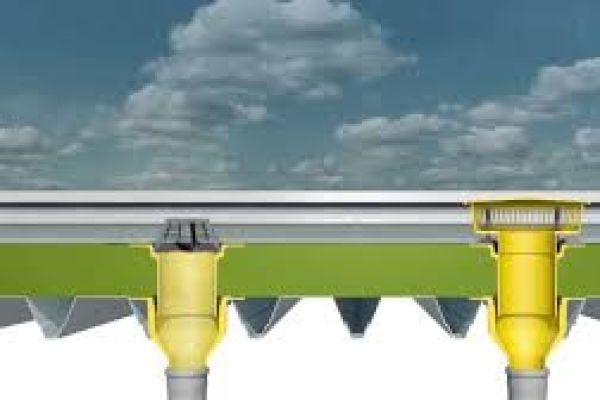 Das Bild zeigt ein Notentwässerungs-System von Sita.