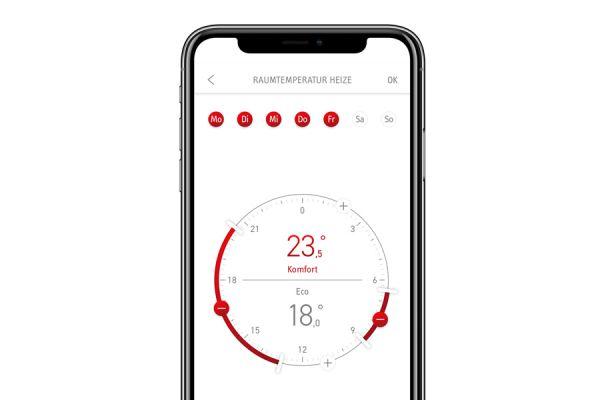 """Smartes Zuhause mit """"MyStiebel""""-App"""
