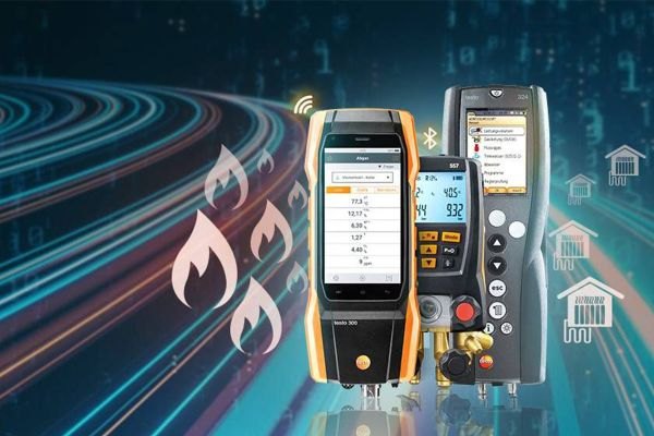 Aktions-Sets: Testo Messtechnik für Heizungsanlagen & Wärmepumpen