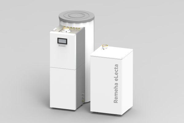 Nach dem kommerziellen Feldtest hat Remeha die offizielle Markteinführung des eLecta 300 Anfang 2020 gestartet –  einem optimal für den Einsatz in Ein- und Zweifamilienhäusern vorbereiteten Brennstoffzellenheizgerät.