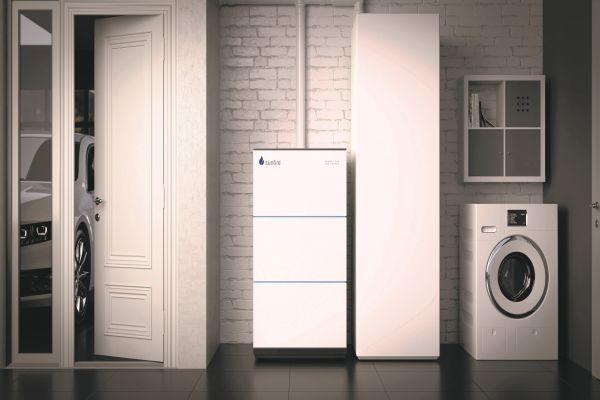 Seit Januar 2020 bietet Sunfire das Brennstoffzellenheizgerät Sunfire-Home im Markt an. Es setzt auf SOFC-Technik, kann mit Flüssiggas betrieben werden und leistet bis zu 0,75 kW  elektrisch und 1,25 kW thermisch. (Foto: )