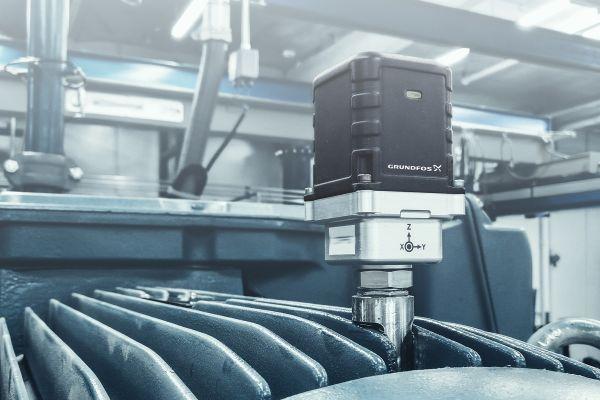 Grundfos Machine Health für das rotierende Equipment