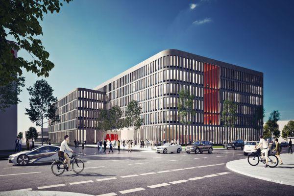 Neues Multifunktionsgebäude für agiles Arbeiten