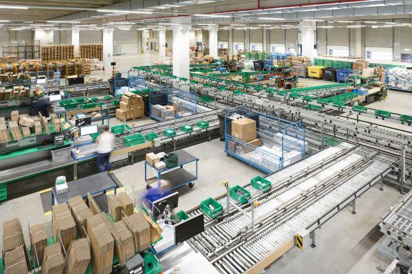 Neues Logistikzentrum der Reisser AG eröffnet