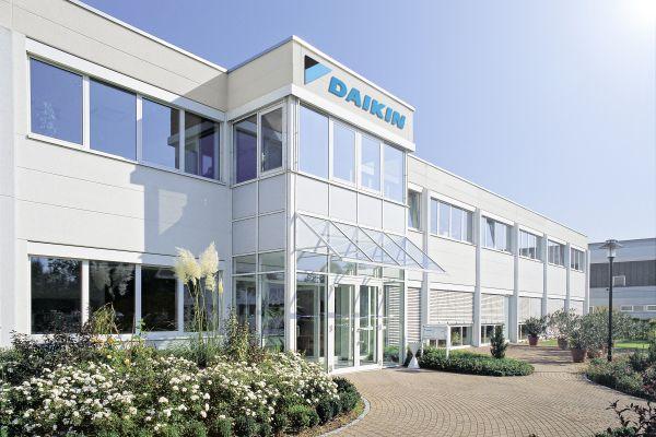 Daikin steigert Produktionskapazitäten in Deutschland