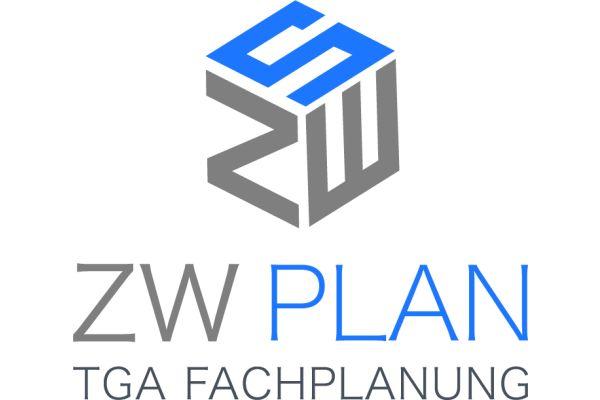 Logo von ZW Plan.