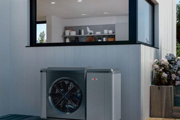 Die ökologischen wie auch ökonomischen Vorteile von R290 haben Wolf Heiztechnik dazu bewogen, parallel zu seiner R410A-Wärmepumpe eine R290-Wärmepumpe ins Portfolio aufzunehmen.