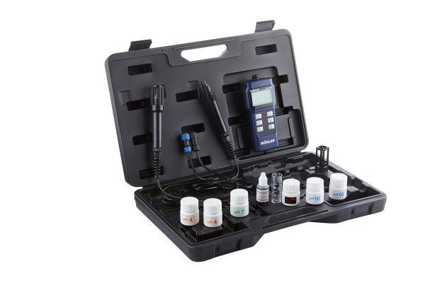 Das Wasseranalyse-Set Wöhler-