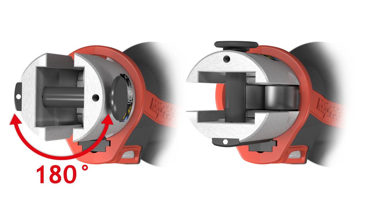 """Erweiterter Komfort mit dem Pressgerät """"ACO103"""""""