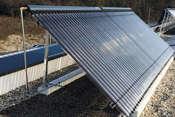 Solarthermie mit System – die Sonne als Dienstleisterin
