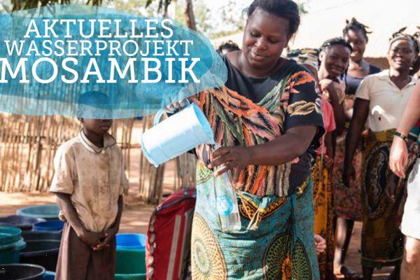 Sauberes Trinkwasser für alle!