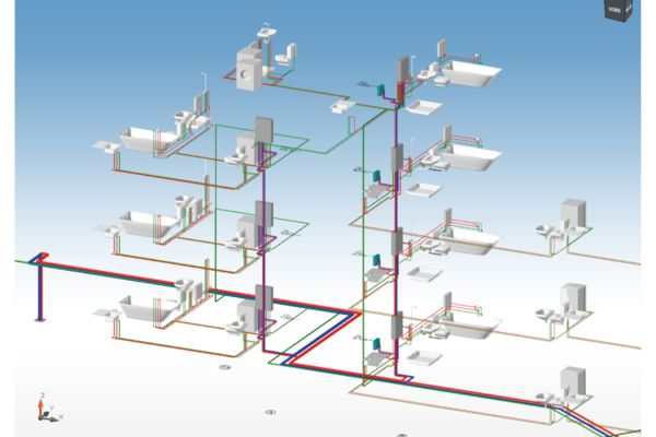 HSE-Software jetzt auch für Trinkwasser-Planung