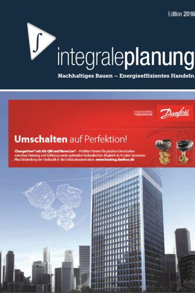 Integrale Planung - Edition 2016 Edition 2016