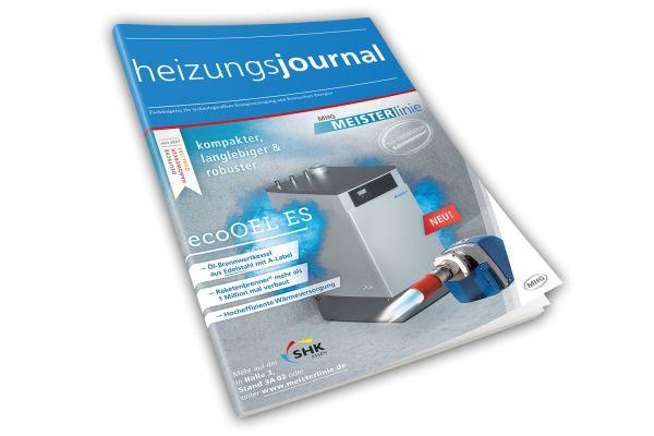 HeizungsJournal - Heft 1-2, Februar 2018 HeizungsJournal - Heft 1-2/2018