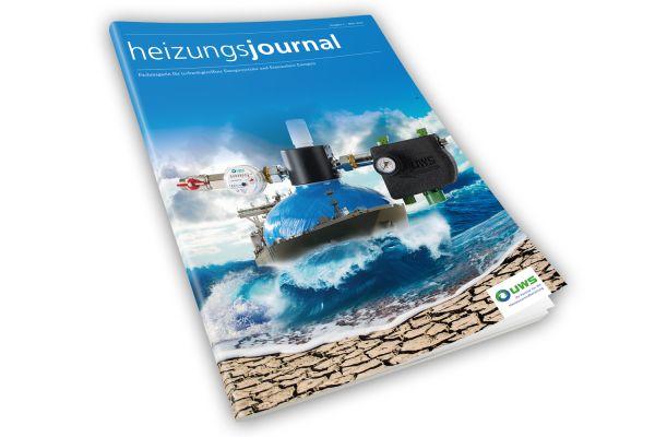 HeizungsJournal - Heft 3, März 2018 HeizungsJournal - Heft 3/2018