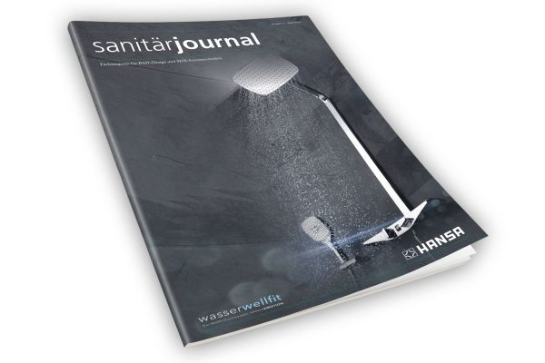SanitärJournal - Heft 2, April 2018 SanitärJournal - Heft 2/2018