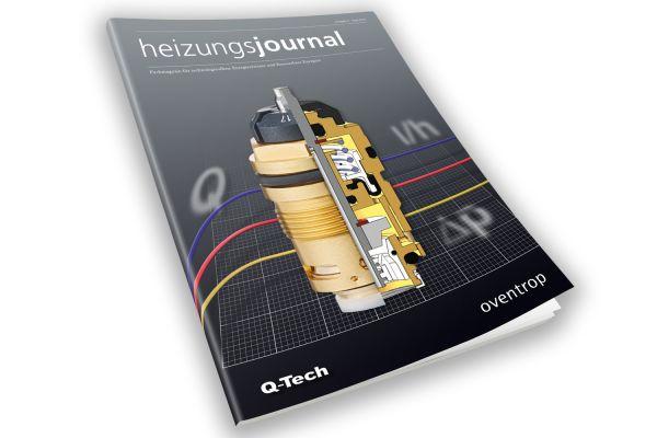 HeizungsJournal - Heft 6, Juni 2018 HeizungsJournal - Heft 6/2018