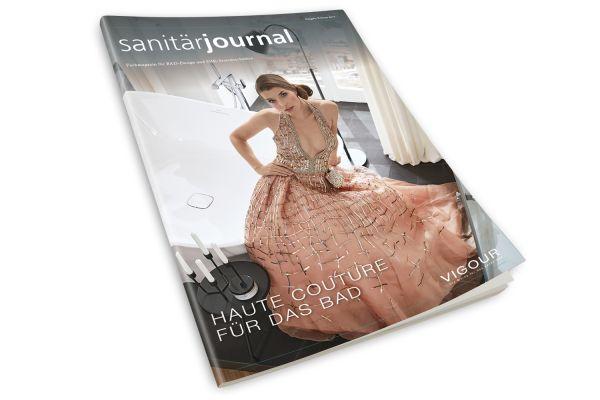 SanitärJournal - Heft 1, Februar 2019 SanitärJournal - Heft 1/2019