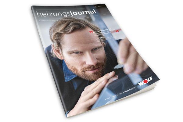 HeizungsJournal - Heft 3, März 2019 HeizungsJournal - Heft 3/2019