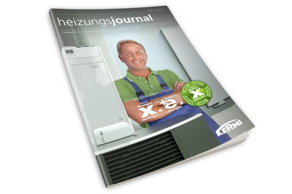 HeizungsJournal - Heft 4-5, Mai 2019 HeizungsJournal - Heft 4-5/2019