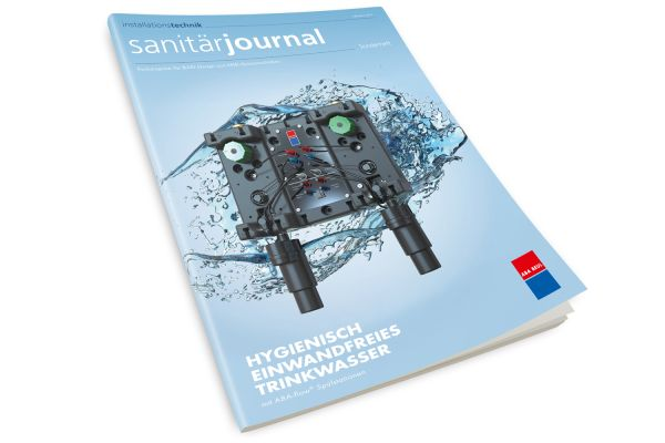 Sonderheft Installationstechnik Sanitär 2019 Sonderheft Sanitär 2019