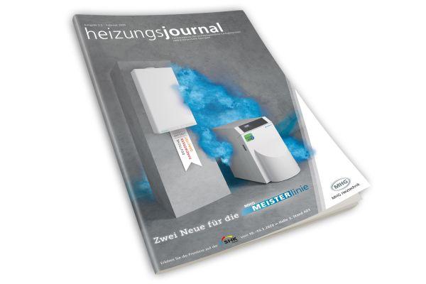 HeizungsJournal - Heft 1-2, Februar 2020 HeizungsJournal - Heft 1-2/2020